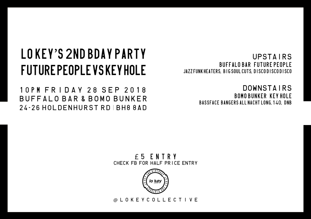 lo key 2nd bday
